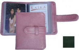 Raika RM 108 GREEN 3 x 4 Wallet Photo Card Case - Green