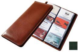Raika RM 126 GREEN 96 Desk Card Holder - Green