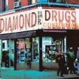 CD Cover Image. Title: Cosmetics, Artist: Diamond Rugs