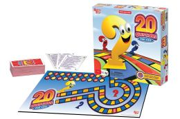 20 Questions for Kids Board Game