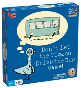 Don't Let the Pigeon Drive the Bus Game
