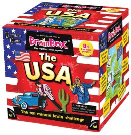 Brain Box USA Memory Game