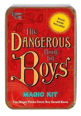 Dangerous Book for Boys Magic Kit