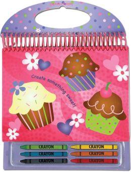 Sketch Pad Cupcakes