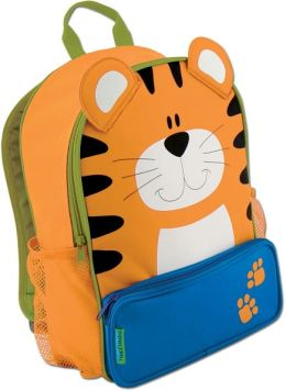 Sidekicks Backpack Tiger