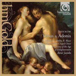 John Blow: Venus and Adonis