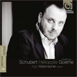 Schubert: Heliopolis [CD + DVD]