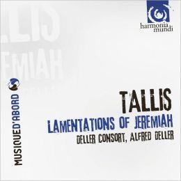 Tallis: Lamentations of Jeremiah