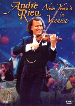 Andre Rieu: New Year's In Vienna