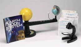 Hubbard Scientific 196 Exploring the Earth Moon System Teacher s Guide
