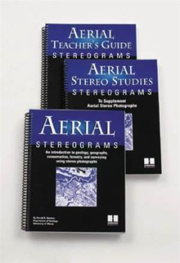 Hubbard Scientific 584 Aerial Stereo Study Book Teacher s Guide
