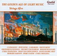 Golden Age of Light Music: Strings Afire