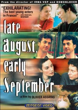 Late August Early September
