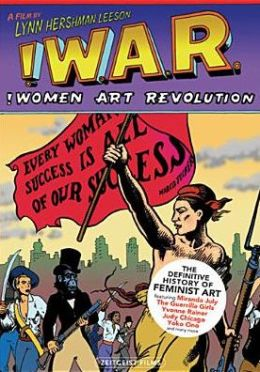 !Women Art Revolution: A Secret History