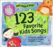 123 Favorite Kids Songs, Vol. 1-3