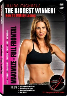 Jillian Michaels - Maximize - Full Frontal