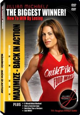 Jillian Michaels - Maximize - Back in Action