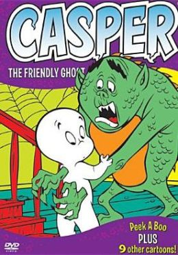 Casper the Friendly Ghost: Peek A Boo