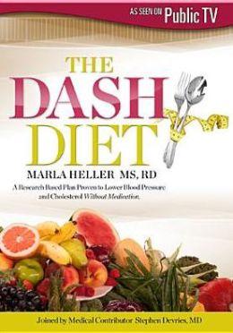 Marla Heller, MS, RD: Th Dash Diet