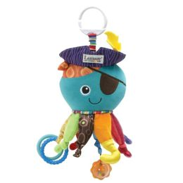 Lamaze Baby Development Toy - Captain Calamari