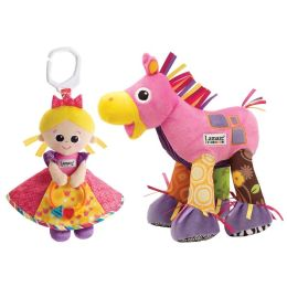 Lamaze Play and Grow - Pretend & Play Princess and Pony