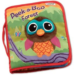 Lamaze Cloth Book - Peek-A-Boo Forest