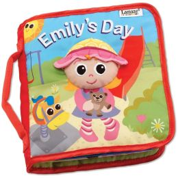 Lamaze Cloth Book - Emily's Day