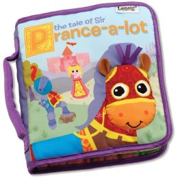 Lamaze Cloth Book - Tale of Sir Prance-A-Lot