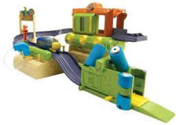 Chuggington Die-Cast Train Fix & Go Repair Shed
