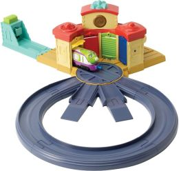 Chuggington Die Cast - Launch & Go Roundhouse