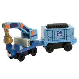 Chuggington Wood Train 2-Pack - Quarry Cars