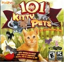 SELECTSOFT PUBLISHING 6615101 KITTY PETS - VIRTUAL PET GAME