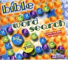 Selectsoft Publishing BIBLEWORDSCH Bible Word Search