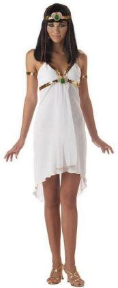 California Costume Collection 31614 Egyptian Princess Teen Costume Size Teen 3-5