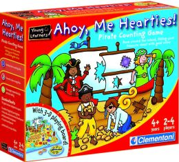 Young Learners Ahoy Me Hearties! Game