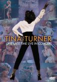 Video/DVD. Title: Tina Turner: One Last Time - Live in Concert