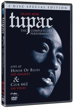 Tupac: Complete Live Performances