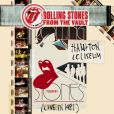 CD Cover Image. Title: From the Vault: Hampton Coliseum (Live in 1981), Artist: The Rolling Stones