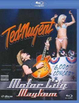 Ted Nugent: Motor City Mayhem - 6,000th Concert
