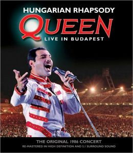 Queen: Live in Budapest