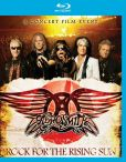 Video/DVD. Title: Aerosmith: Rock for the Rising Sun