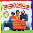 CD Cover Image. Title: One Elephant/Deux �l�phants, Artist: Sharon, Lois & Bram