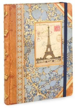 Paris Library Journal 6 x 8