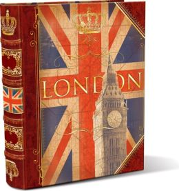 Small Union Jack Book Box