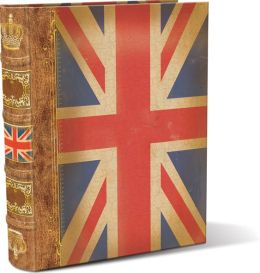 Medium Union Jack Book Box