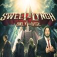 CD Cover Image. Title: Only To Rise, Artist: Sweet & Lynch