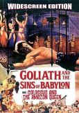 Video/DVD. Title: Goliath & The Sins Of Babylon