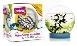 Evivo Do-It-Yourself Baby Shrimp Ecosystem
