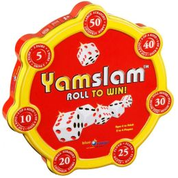 Yamslam Game Tin
