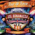 CD Cover Image. Title: Tour De Force: Live in London - Hammersmith Apollo [Video], Artist: Joe Bonamassa